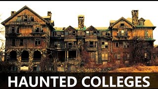 TOP 10 HAUNTED COLLEGES IN INDIA