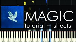 Baixar - How To Play Magic By Coldplay On Piano Piano Cover And Tutorial Grátis