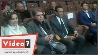 أسامة منير والجندى ونهال عنبر يشاركون بحفل إبداع الأكاديمية العربية
