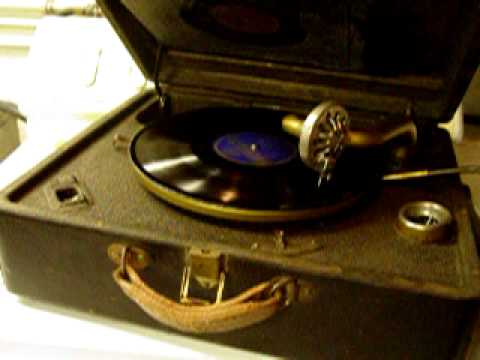 FRANK CRUMIT - MY GAL (1920) (COLUMBIA - A2884)