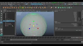 Autodesk Maya MASH: Distribute Node