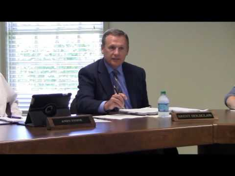 July 19 Bardstown Board of Education  meeting