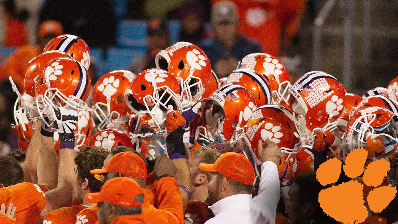 clemson football path to another national title game