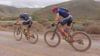Sebi & Ben at the ABSA Cape Epic | Stage 3