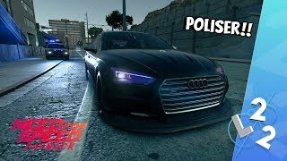 NEED FOR SPEED PAYBACK #12 - 100 POLISER vs STYLAD AUDI!