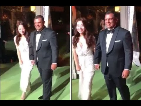 Video of Tony Fernandes' private wedding reception leaked online