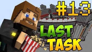 Minecraft LastTask 2 #13 - МЕНЯ СНОВА РАЗЫГРАЛ МЕЛ...