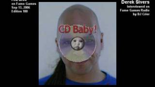(2/2) Derek Sivers, Indie Icon and CD-Baby Founder (Fame Games Radio Interview)