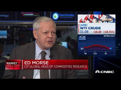 Why Citi's Ed Morse calls this a 'perfect storm' for oil markets