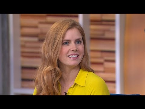 Arrival | Amy Adams Interview