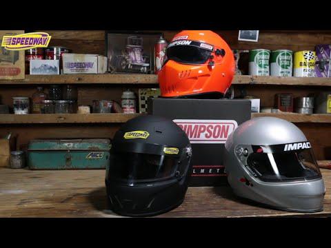 Speedway Tech Talk - SA2015 Helmets