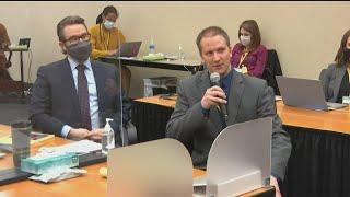 Closing arguments begin in Derek Chauvin trial