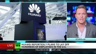 FULL SHOW: China's economy slumps, Huawei to layoff US workers