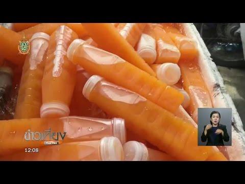 อย.เร่งเก็บตัวอย่างน้ำส้มปลอมทั่ว กทม.ตรวจสอบ