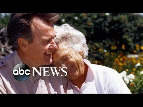 Celebrating the life of former President George H.W. Bush