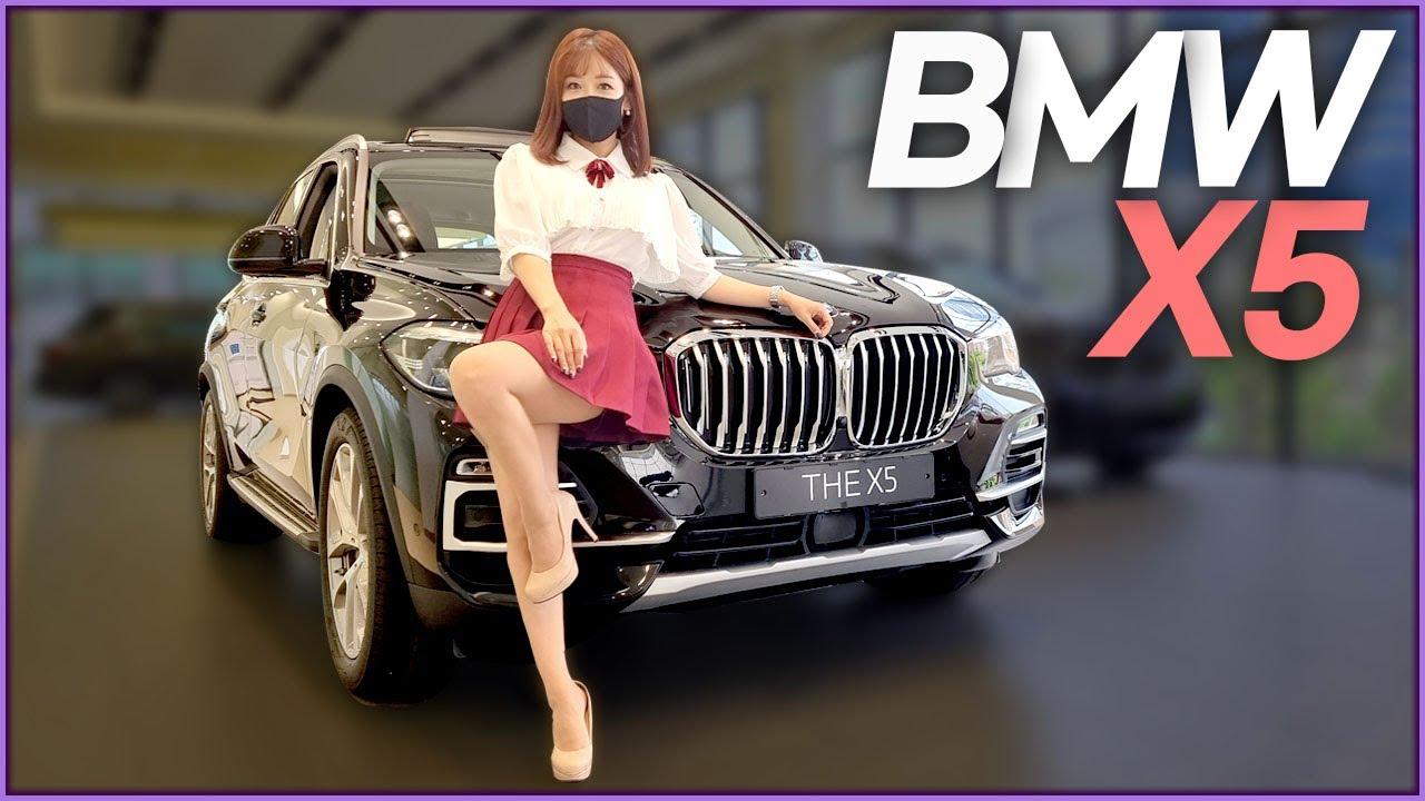 BMW X5! 이아나TV 안양BMW와 함께합니다! (feat. 정호재 매니져님)