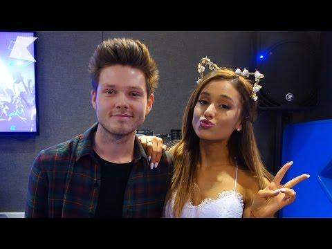 Ariana Grande talks family Christmas celebrations Part 2  KISS FM UK