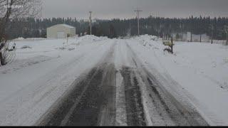 Baixar Spokane County now mostly free of snow drifts