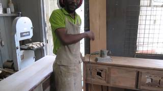 Past And Present Woodwork™ Only Ones In The World