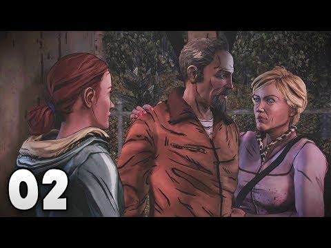 The Walking Dead - Gameplay Walkthrough - Ep 6 Part 2 - Y'ALL GOT CAUGHT SLIPPIN!!