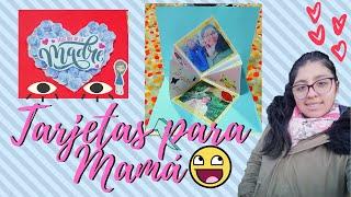 Tarjetas para el día de las Madres / fáciles de hacer