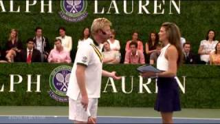 "Boris Becker: ""The Becker Dive"""
