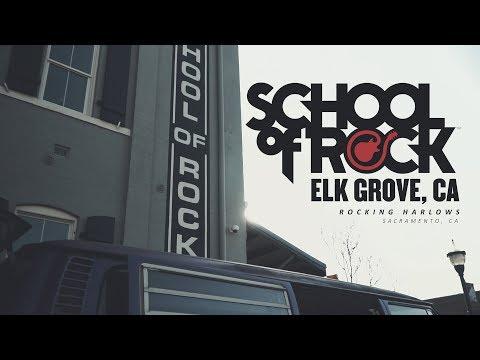 School of Rock Elk Grove, CA  -  Rockin Harlow's