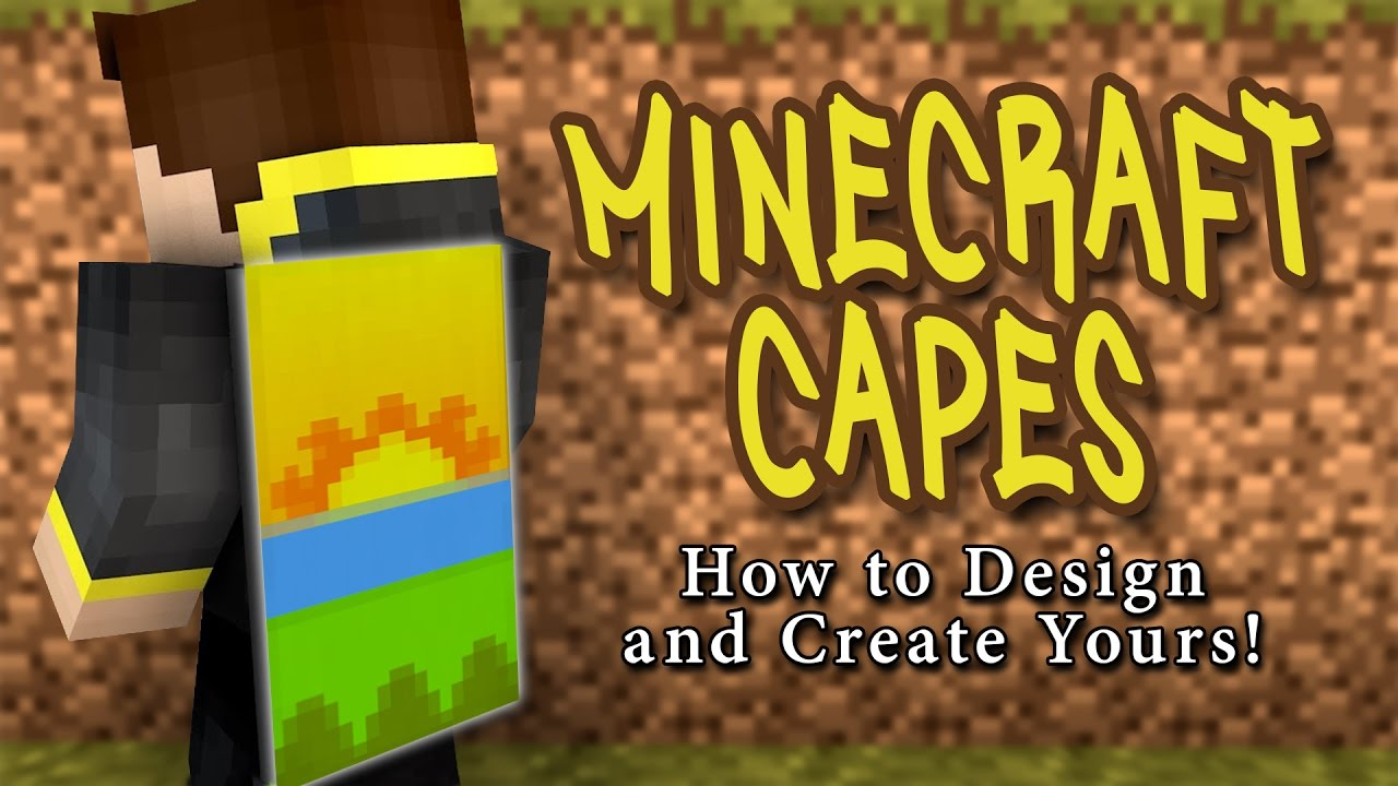 how to create a cape in minecraft