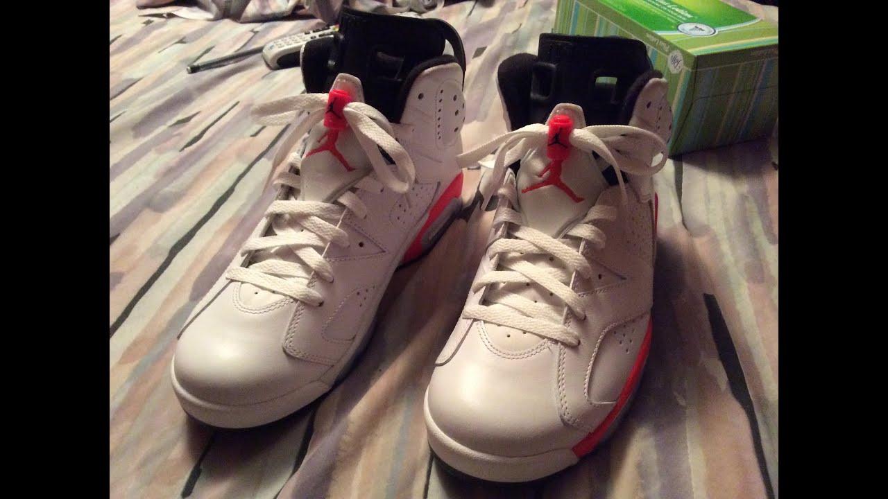 air jordan 6 shoe laces