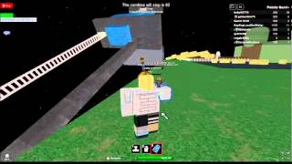 Roblox falling tower.wmv