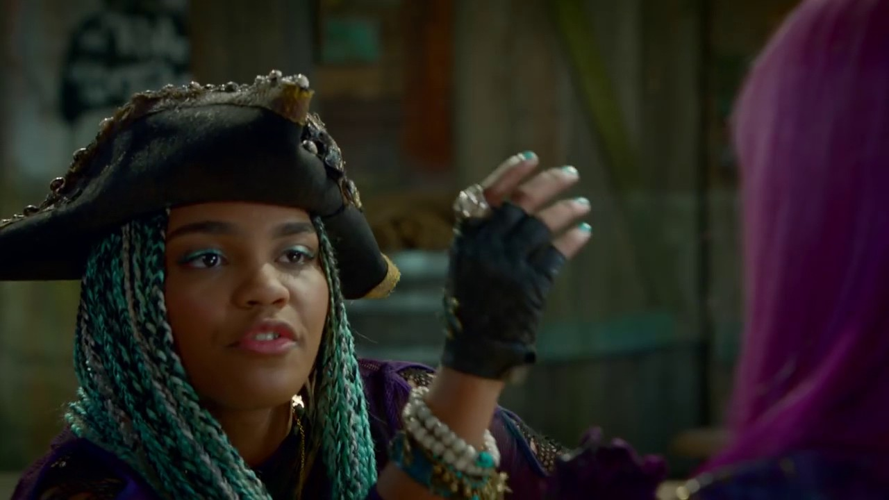 Descendants 2 Whats My Name Youtube