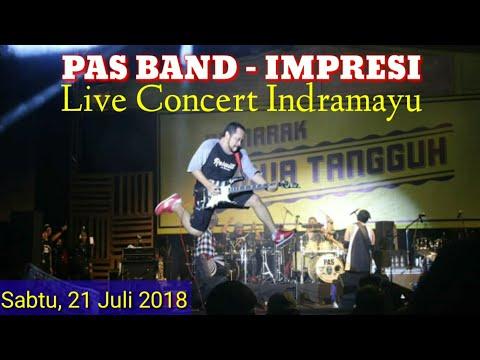 PAS BAND Feat ONCY UNGU Live Concert Indramayu 21 Juli 2018