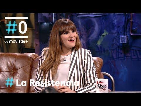 LA RESISTENCIA - Entrevista a Rozalén | #LaResistencia 12.03.2018