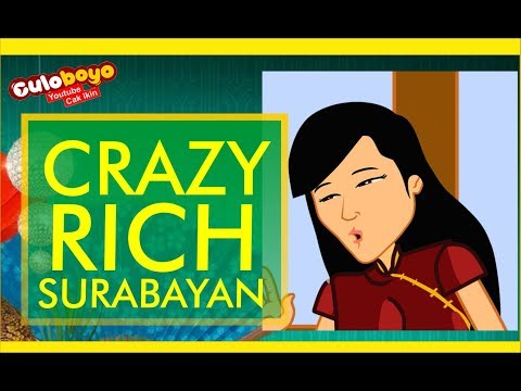 Culoboyo Orang Paling Kaya Di Surabaya   Kartun Lucu  #CrazyRichSurabayan
