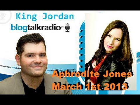 Aphrodite Jones about Michael Jackson, Sneddon and Murray on King Jordan Radio