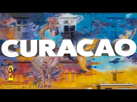 Freedom of the Seas 2019 | Curaçao pt. 1 | Curacao Factory tour and beach day!