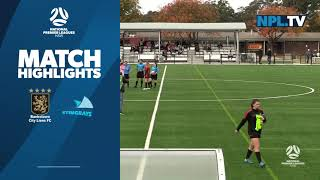 NPL NSW Women's Round 9 – Bankstown City v Illawarra Stingrays
