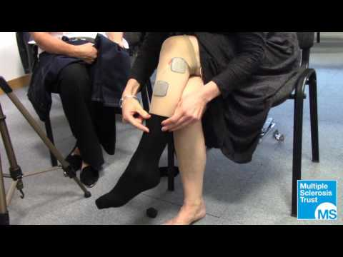 Functional electrical stimulation (FES) talk with Christine Singleton and Sarah Joiner