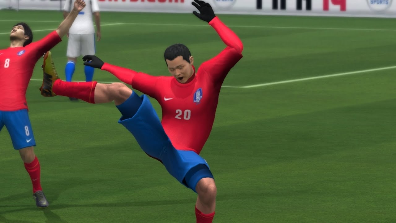 Fifa 14 pro celebrations tutorial all 27 hd 1080p youtube voltagebd Image collections
