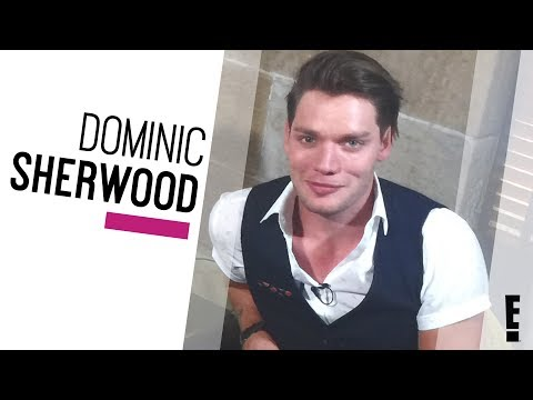 Dominic Sherwood FULL   DIGITAL EXCLUSIVE  The Hype  E!
