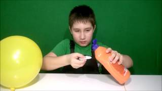 Эксперименты с воздушным шариком, это должен знать КАЖДЫЙ!│Эксперименты Experiments with a balloon,