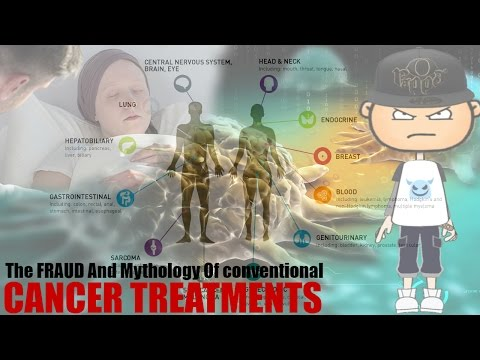 The Fraud And Mythology Of Conventional Cancer Treatments