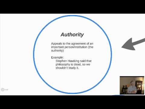 Lecture 2: Evaluating Arguments