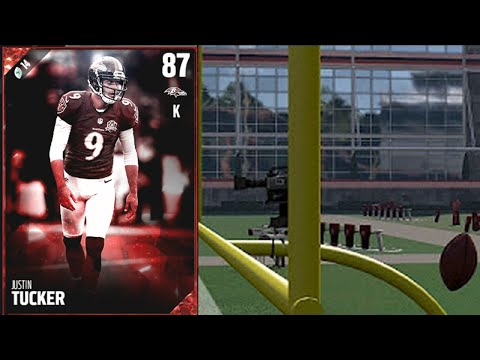 Can Elite Justin Tucker Shatter the NFL Kicking Record of 64 Yards? |  How Far is 92 Kick Power?