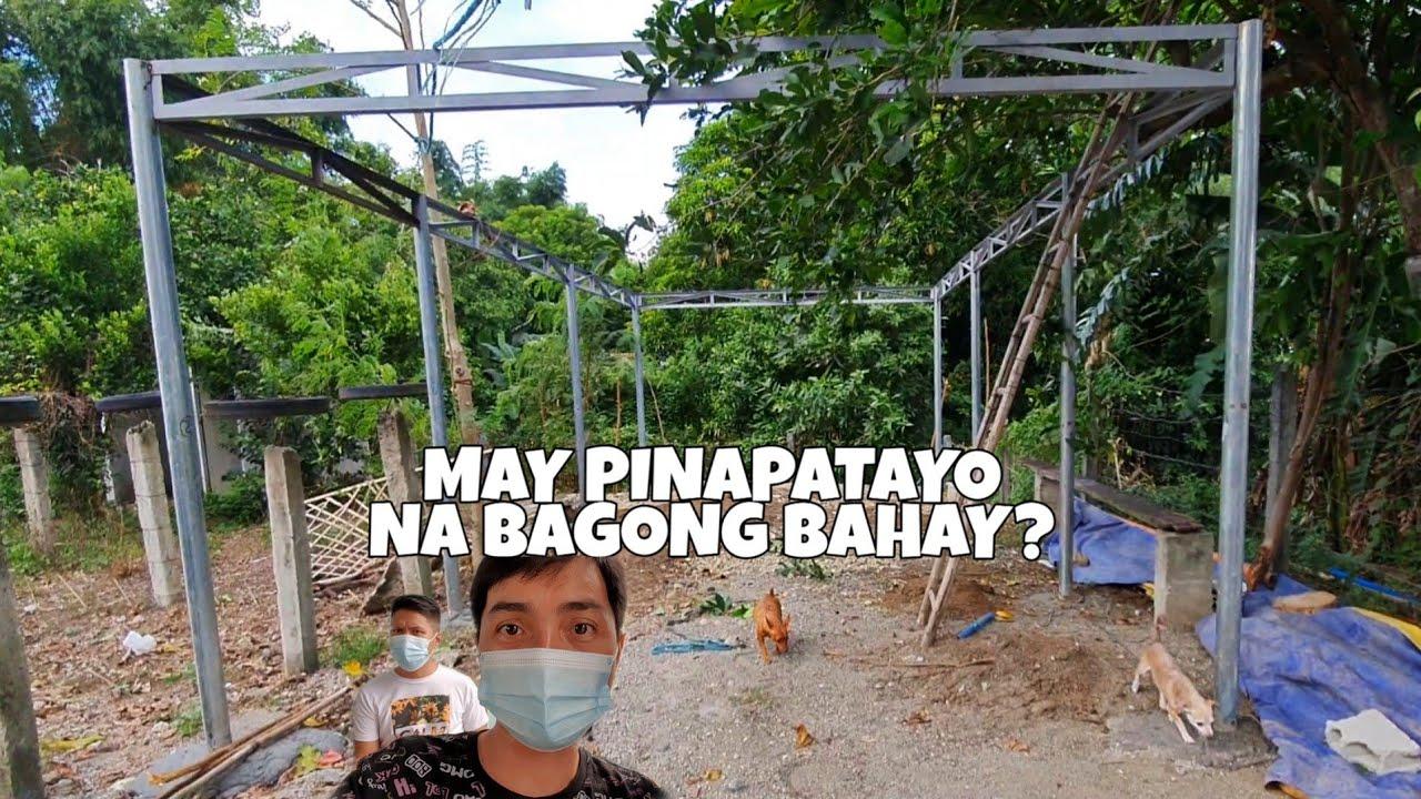 May Pinapatayo na bagong Bahay?   Bobster Vlogs Ep 169