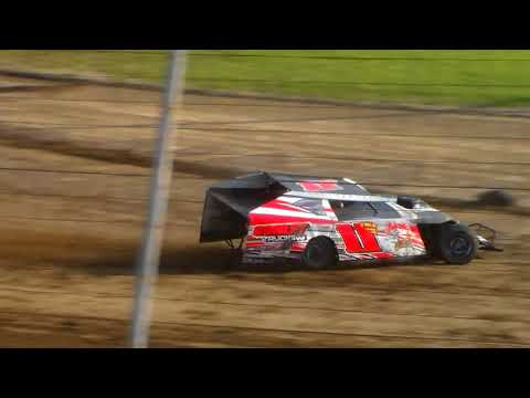 Portsmouth Raceway Park Modified Qualifying 7/14/18