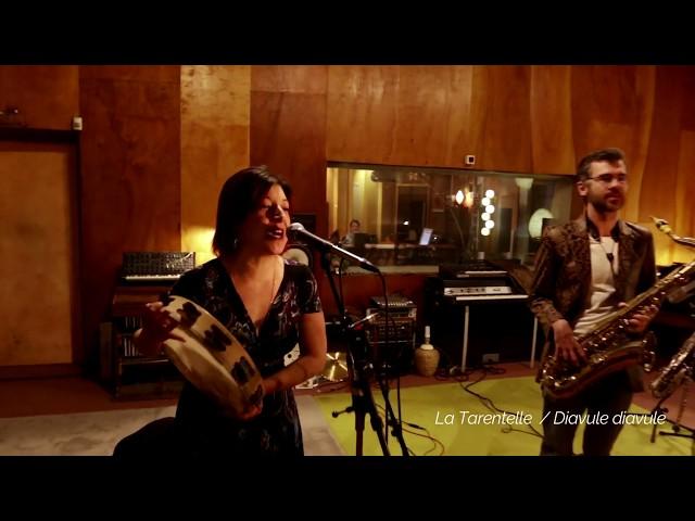 Pulcinella & Maria Mazzotta - La Tarentelle / Diavule diavule (extrait)