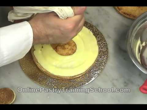 How To Make Napoleon Cake Youtube