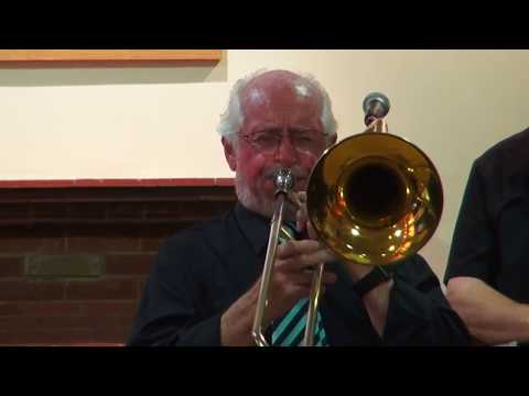 Lazy River Jazz Band Play Trombone Cholly