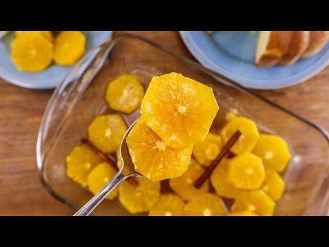 Christopher Kimball's Caramel Oranges